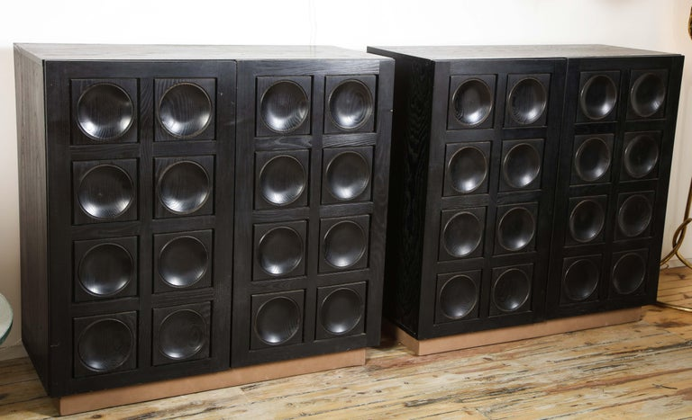 20th Century Decoene Cabinets For Sale