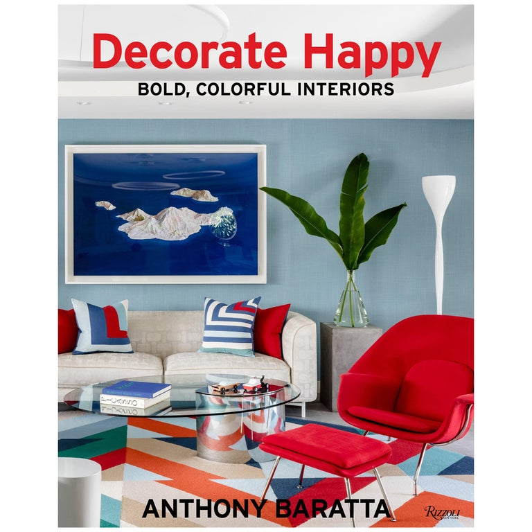 Decorate Happy: Bold, Colorful Interiors For Sale