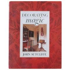 Decorating Magic Hard Cover Book