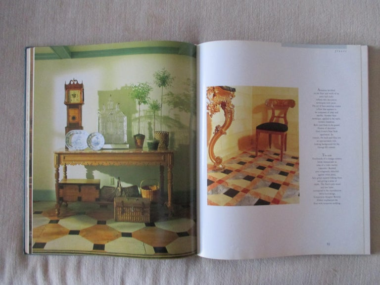 North American Decorating Style Hardcover Book For Sale