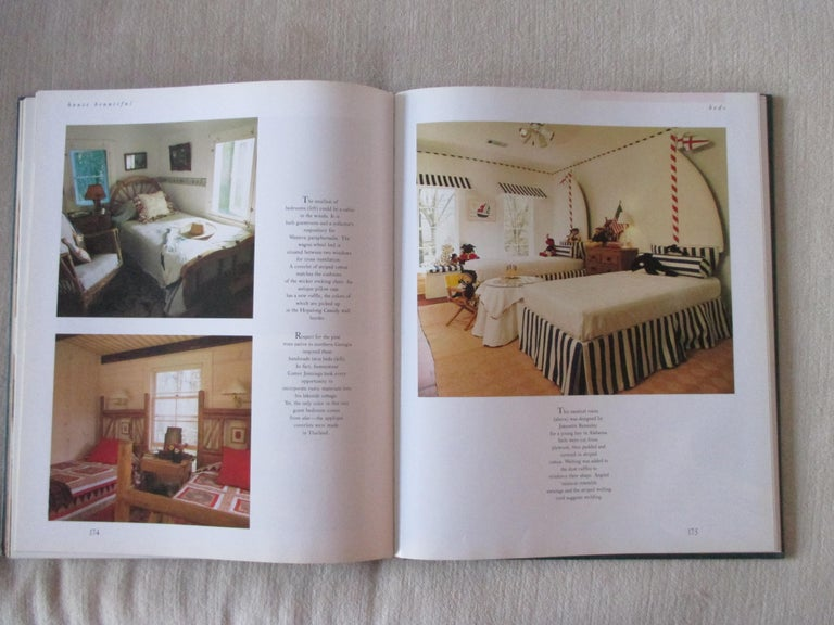 Late 20th Century Decorating Style Hardcover Book For Sale