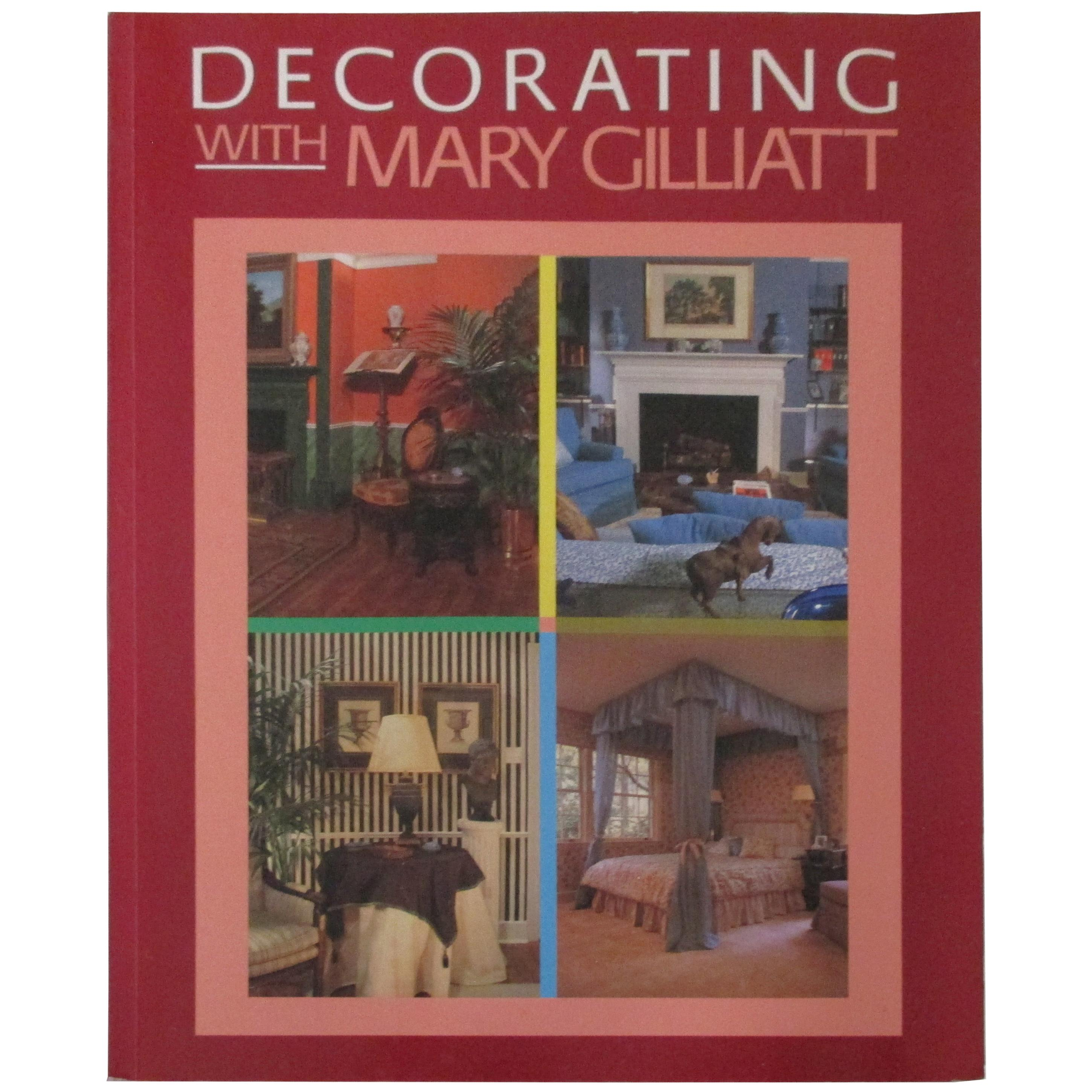 Decorating with Mary Guilliat Paperback Edition Book