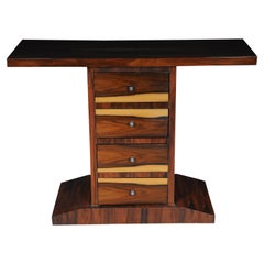 Decorative and Rare Chest of Rares in Art Deco Style