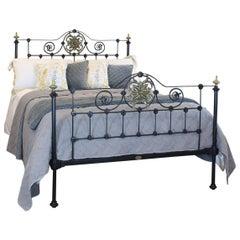 Decorative Antique Bed MK186
