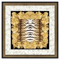 Decorative Artwork A by Roberto Cavalli Home Interiors