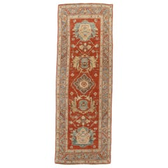 Decorative Bakshaish Runner Rug