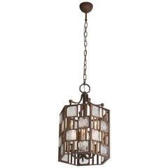 Decorative Bird Cage Pendant Lamp