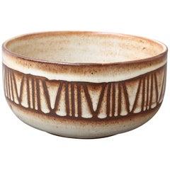 Decorative Bowl by Jacques Pouchain, Atelier Dieulefit, circa 1960s