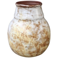 Decorative Ceramic Vase by Alexandre Kostanda 'circa 1960s'
