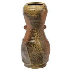 Decorative Ceramic Vase by Steen Kepp Danish Artist Pottery