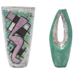 Decorative Ceramic Vases of the 1950s