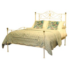 Decorative Cream Antique Bed MK201