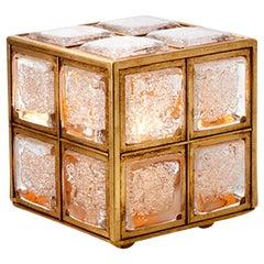 Decorative Cube Table Lamp