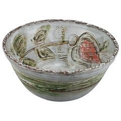 Decorative Fruit Bowl by Albert and Pyot Thiry, circa 1960s