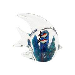 Decorative Glass Fish, Northern Europe, 1970