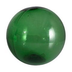 Decorative Green Orbe
