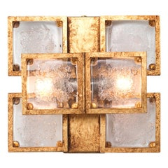 Decorative Grid Small Wall Lamp