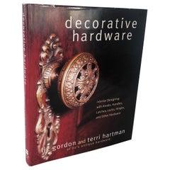 Decorative Hardware Interior Designing with Knobs Book
