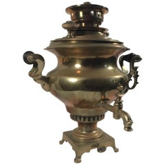 Decorative Imperial Russian Samovar, Late 19th Century