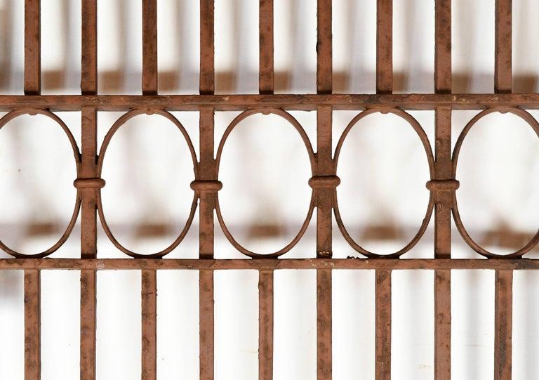 Decorative Iron Gate For Sale 1