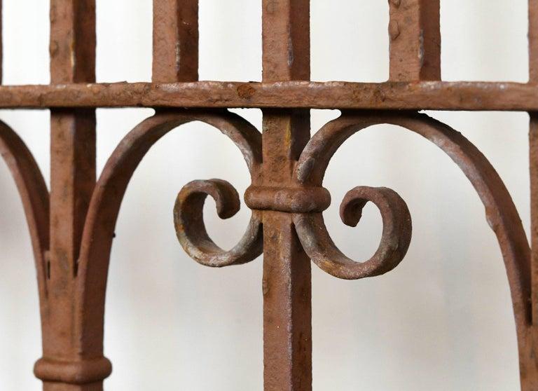 Decorative Iron Gate For Sale 3