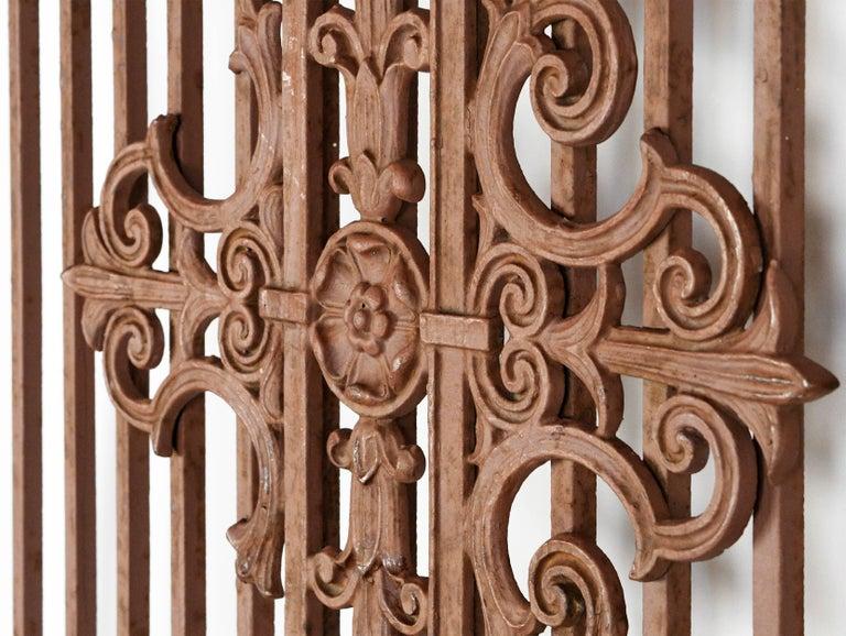 Decorative Iron Gate For Sale 4