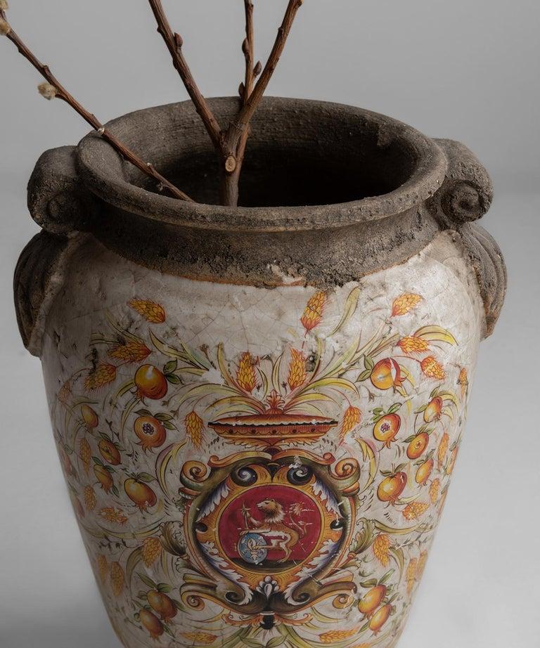 19th Century Decorative Italian Urn For Sale