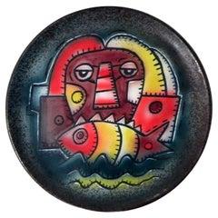 Decorative Plate 2012 #4