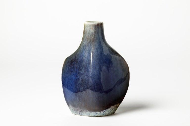 Decorative Porcelain Vase by Tim Orr, circa 1970 For Sale 1