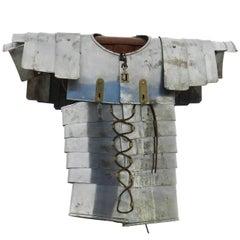 Decorative Roman Armour Amor on Stand 20th Century