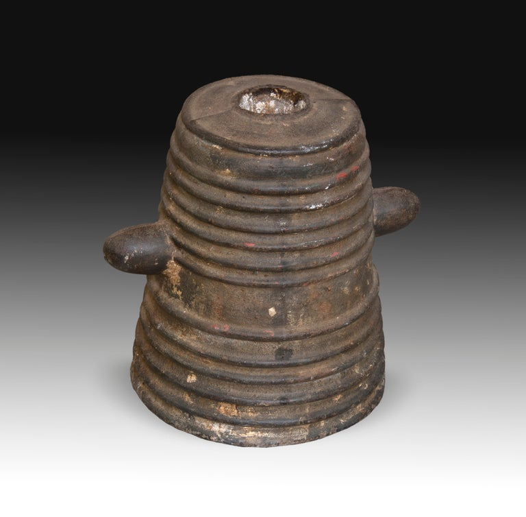 Modern Decorative Short Cannon, Metal, 20th Century  For Sale