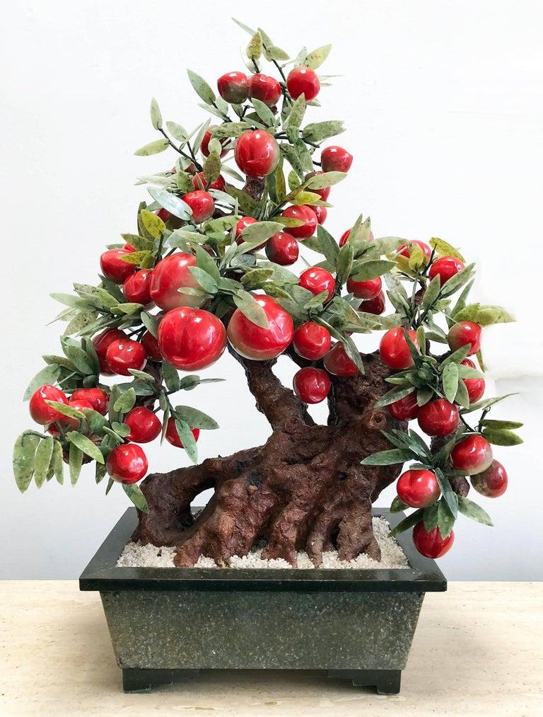 Chinese Decorative Stone Bonsai Tree For Sale