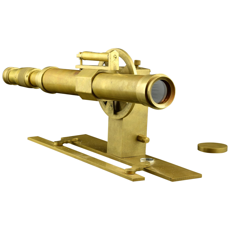 Decorative Telescope, Metal, 20th Century
