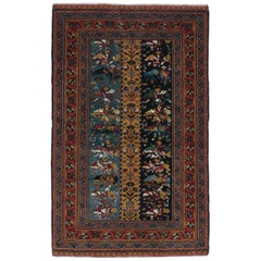 Decorative Tribal Persian Shiraz Rug