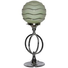 Decorative, Vintage Art Deco, Bauhaus Table Lamp