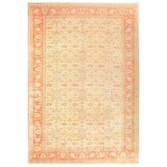 Decorative Vintage Turkish Sivas Rug
