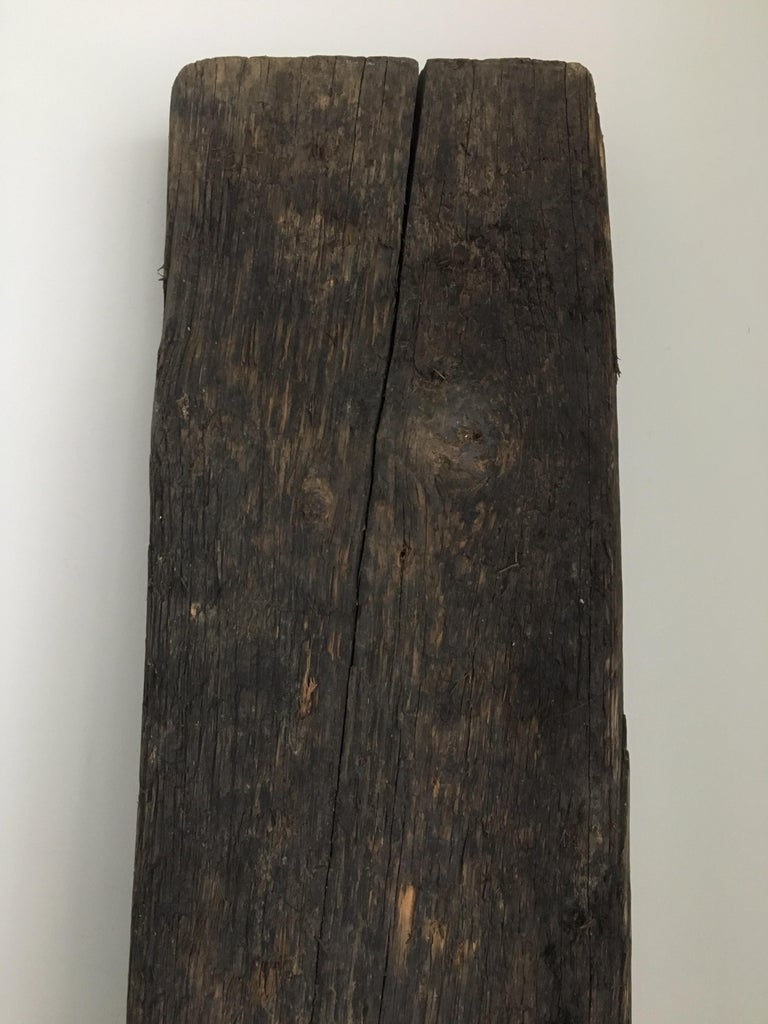 Decorative Wood Mold from Mexico, 1970s For Sale 7