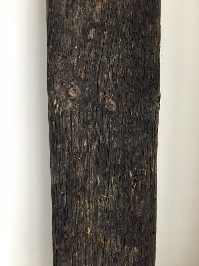 Decorative Wood Mold from Mexico, 1970s For Sale 8