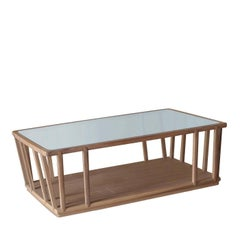 Dedalo Rectangular Coffee Table