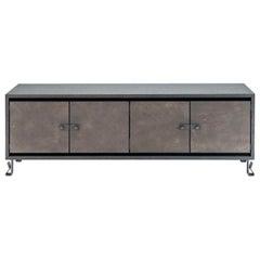 Dedizione Oak Storage Cabinet by Michael Schoeller
