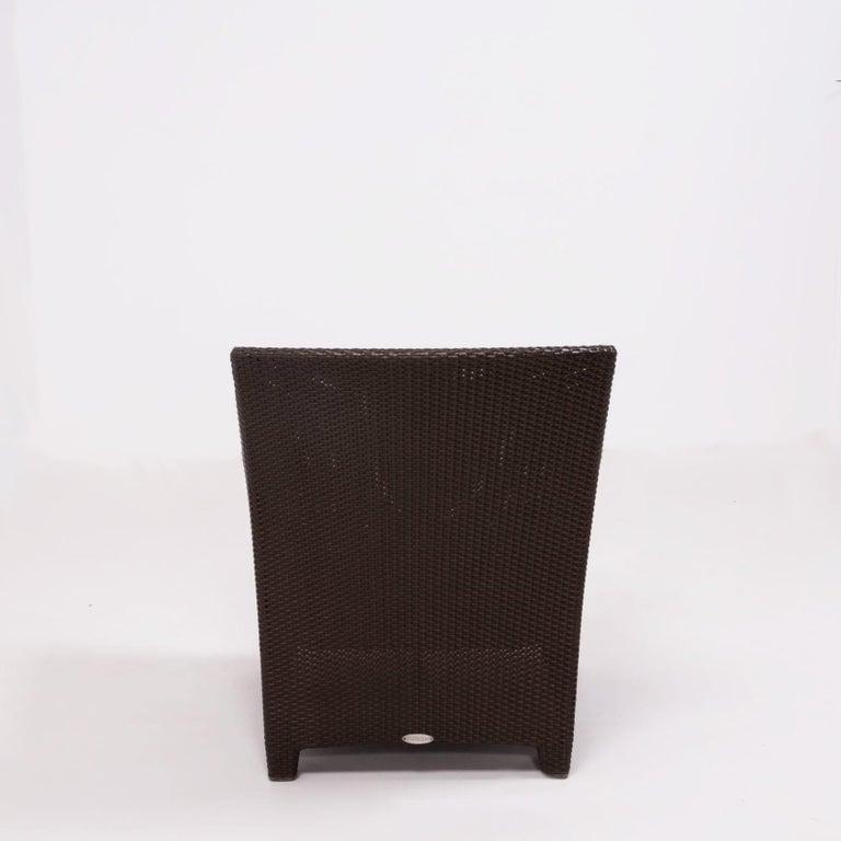 Composition Dedon's Barcelona Garden Lounge Set For Sale