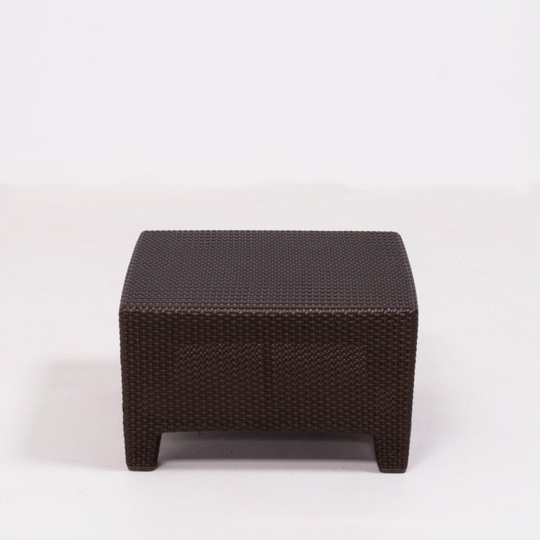 Dedon's Barcelona Garden Lounge Set For Sale 1