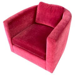 Deep Swivel Tub Chair