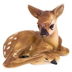 Deer Figurine, Steatyt Katowice