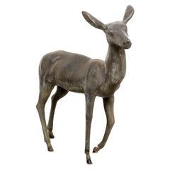 Deer Garden Figure