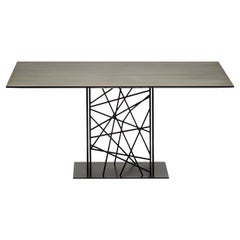 Deframe Square Dining Table