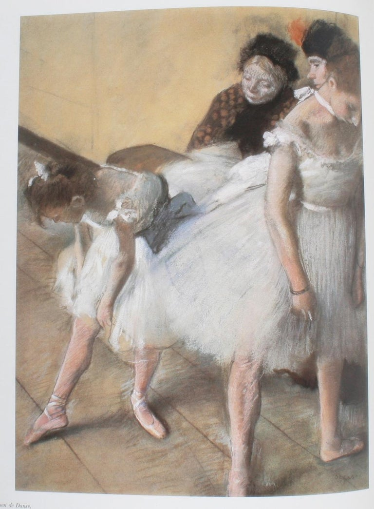 Degas by Robert Gordon and Andrew Forge, Signed and Inscribed Edition For Sale 4