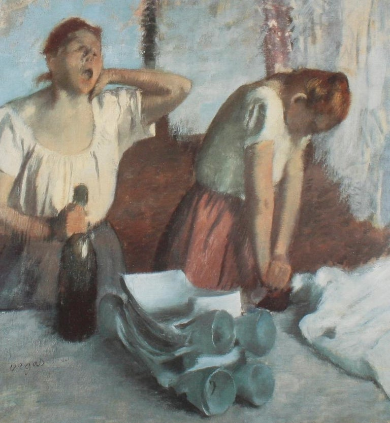 20th Century Degas by Robert Gordon and Andrew Forge, Signed and Inscribed Edition For Sale
