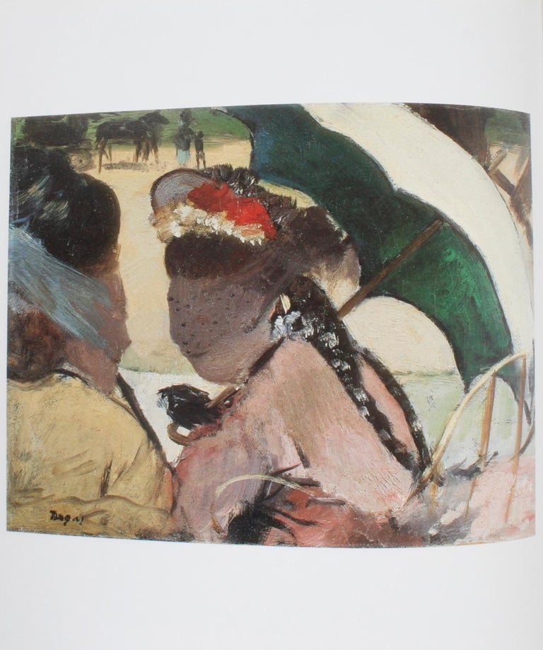 Paper Degas by Robert Gordon and Andrew Forge, Signed and Inscribed Edition For Sale