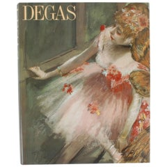 Degas by Robert Gordon and Andrew Forge, Signed and Inscribed Edition